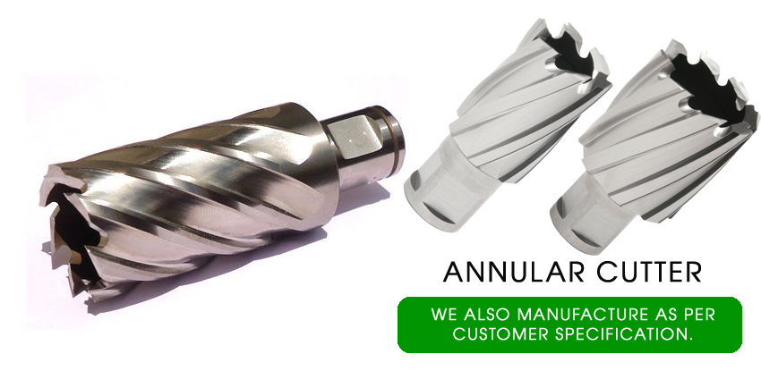 annular cutter exporters