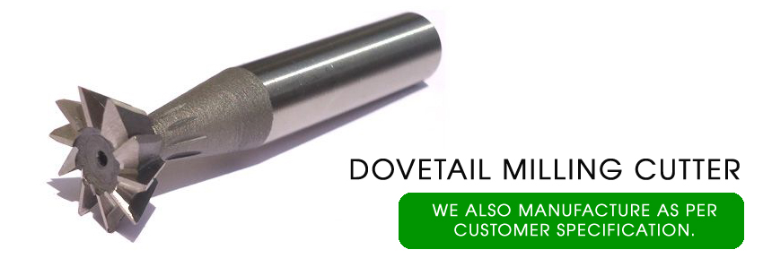 dovetail milling cutters