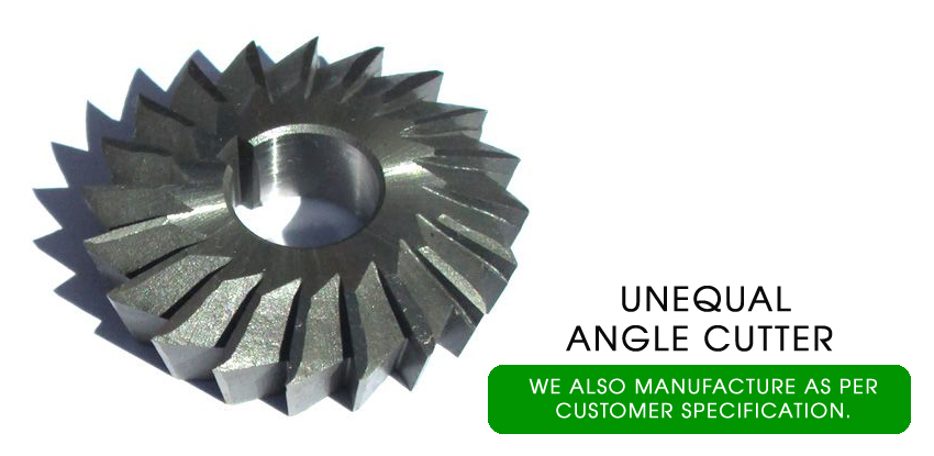 unequal angle cutter manufacturer